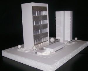 Complexo Multifuncional esc.1:500