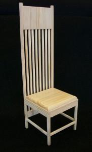 Cadeira Wright (madeira)